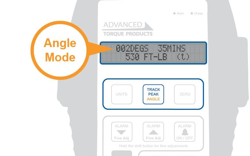 Angle Mode Callout