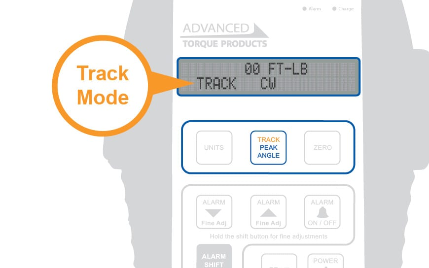 Track Mode Callout